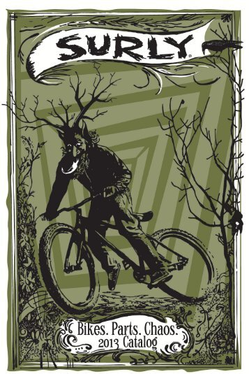 NewSee page 42 for complete Krampus frame - Surly