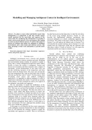 Modelling and Managing Ambiguous Context in Intelligent ...