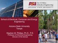 Stephen M. Phillips, Ph.D., P.E. School of Electrical ... - ecedha