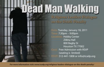to see a brochure on the - Death Penalty Information Center