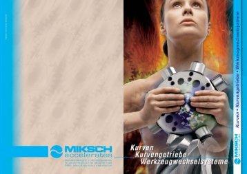 MIKSCH-Imageprospekt - infra-antriebe