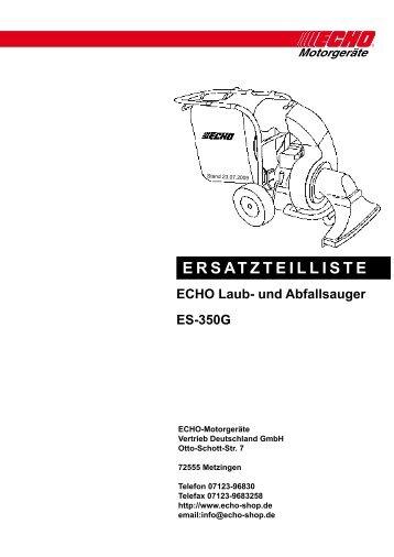 ES-350G - Gartentechnik-Bremen
