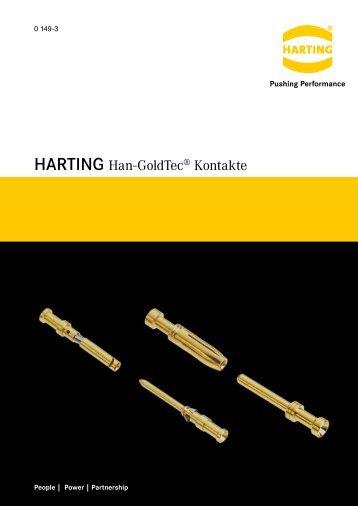 HARTING Han-GoldTec® Kontakte