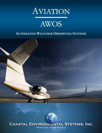 AVIATION - Coastal Environmental Systems