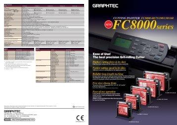 Gra FC8000 - Graphtec
