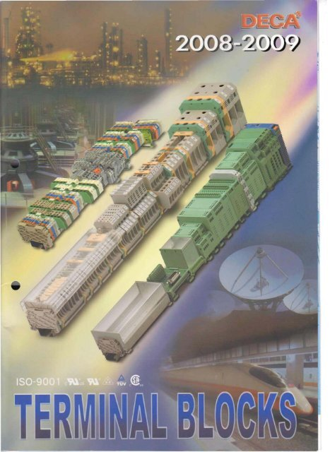 Transformer Terminal Blocks