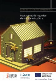 Instalaciones de seguridad electrónica y domótica - EmprenemJunts