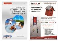 Les professionnels de la rénovation énergétique - InfoElectricien