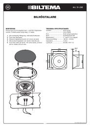 31-248 Manual.indd - Biltema