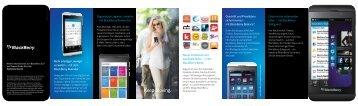 BlackBerry Z10 - Leperello - wireless & mobile