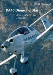 Version deutsch.indd - Diamond Aircraft