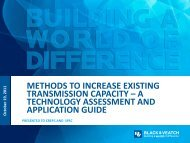 Slides from the October 19 webinar on new transmission technologies