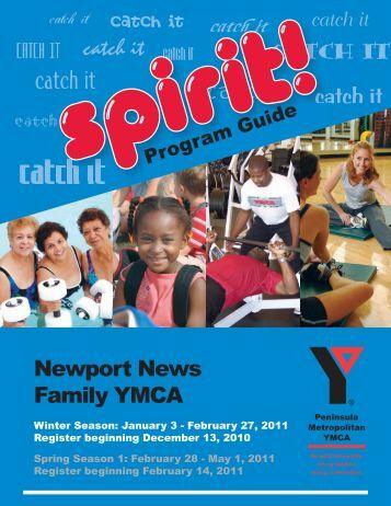 NPN Jan-May 11 Spirit Cat - Peninsula Metropolitan YMCA