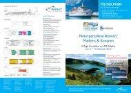 Naturparadiese Azoren, Madeira & Kanaren - Morgenweb