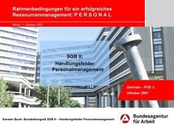 Aktuelle Fragestellungen - Bundeskongress-sgb2.de