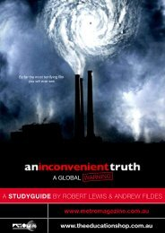 An inconvenient truth - PEGSnet