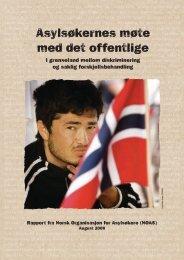 Asylsøkernes møte med det offentlige - Norsk Organisasjon for ...