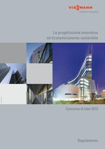 La progettazione innovativa ed €conomicamente ... - Viessmann