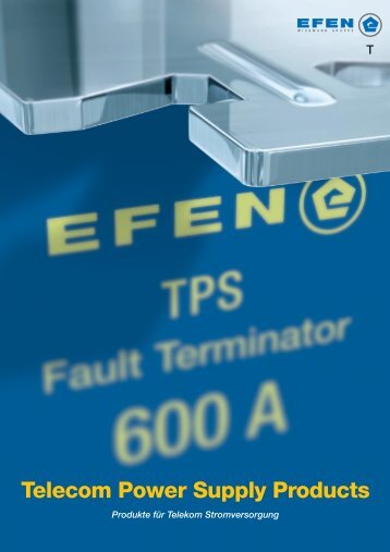 Telecom Power Supply Products