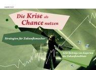 Die Krise als Chance nutzen | Strategien für ... - Zukunftsinstitut