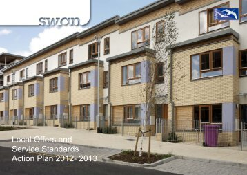 details on our local offers. - Swan Housing Association