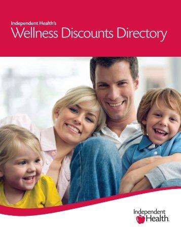 Wellness Discounts - Independent Health