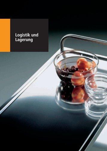Logistik und Lagerung - Kreisgastro