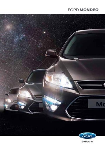 Your new Ford Mondeo - Bridgend Ford