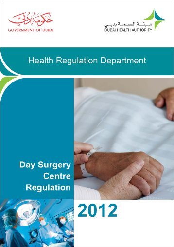Health Regulation Department Day Surgery Centre Regulation