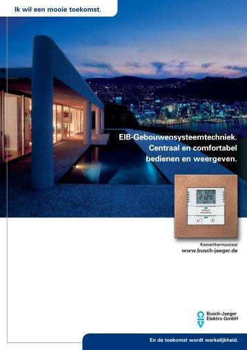EIB sensor solo - Busch-Jaeger Elektro GmbH