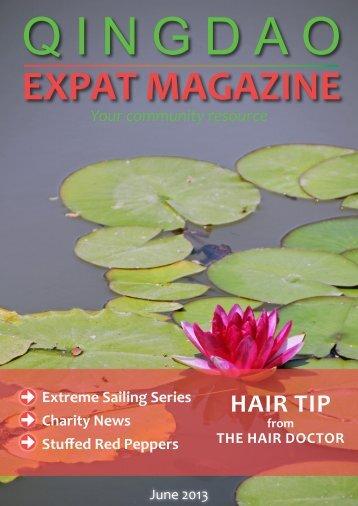 HAIr TIP - Qingdao Expat Group