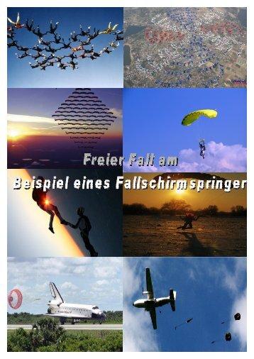 Florian Graßl Facharbeit Freier Fall - FSR Club 2000 Altenstadt