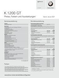 K 1200 GT - Face the Power