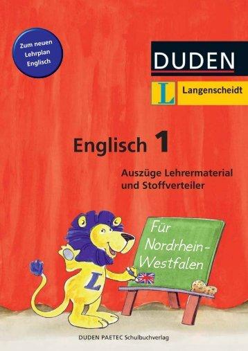 Englisch 1