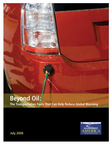 Download US-Beyond-Oil-text--cover.pdf - Frontier Group