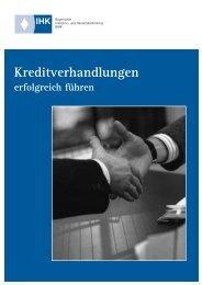 Kreditverhandlungen - IHK für München und Oberbayern
