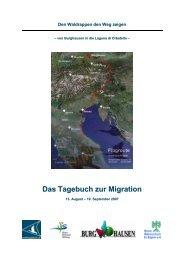 Das Tagebuch zur Migration - infopendula