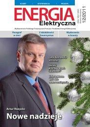 numer 12/2011 - E-elektryczna.pl