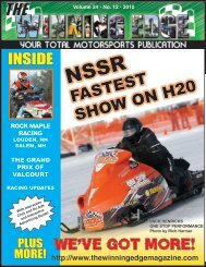 FASTEST SHOW ON H20 - The Winning Edge