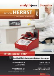 TProfessional TRIO AktiOn heRbsT - Biometra