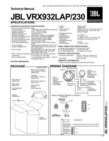 Jbl srx728s
