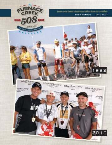 From one Great American Bike Race to another - AdventureCORPS