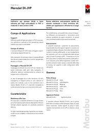 Technical Data Sheet - Marabu