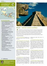 Mexiko – Land der Azteken und Maya