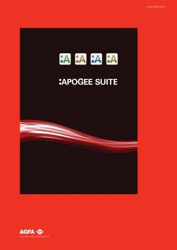 :Apogee Suite; English; Brochure - Intergraph Corporation