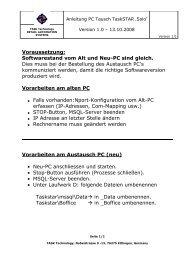 TaskSTAR_PC Tausch SOLO.pdf - TASK Forum