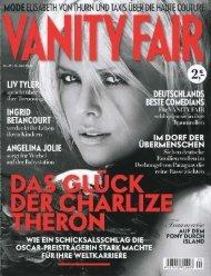 Die fantastische Frau Coverstory über Charlize ... - Filmjournalist.de