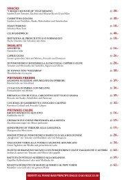 MARZO 2011 - Villa Principe Leopoldo Hotel & SPA