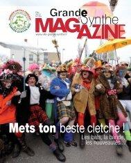 Magazine de février - Ville de Grande-Synthe
