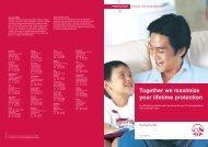 Brochure: Whole Life Plus Non Par - GetResponse